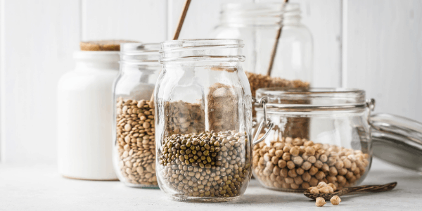 How to Clean & Reuse Glass Food Jars